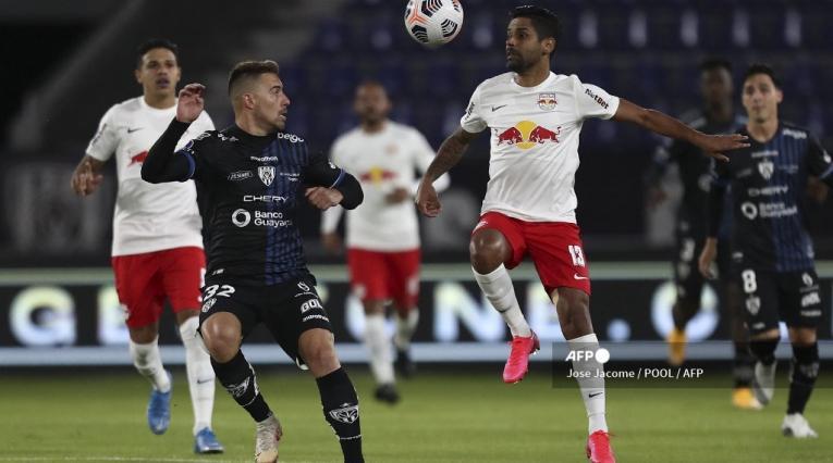 Bragantino vs Independiente del Valle 2021-II