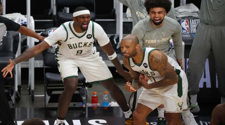Bucks, finalista de la NBA
