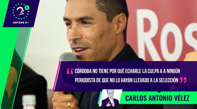 Carlos Antonio Vélez: Palabras Mayores del 23 de julio de 2021