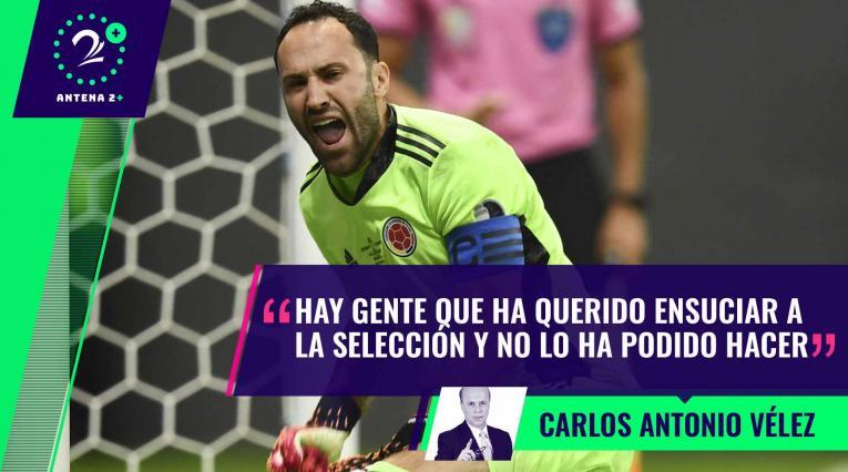 Carlos Antonio Vélez, Palabras Mayores 5 de julio 2021
