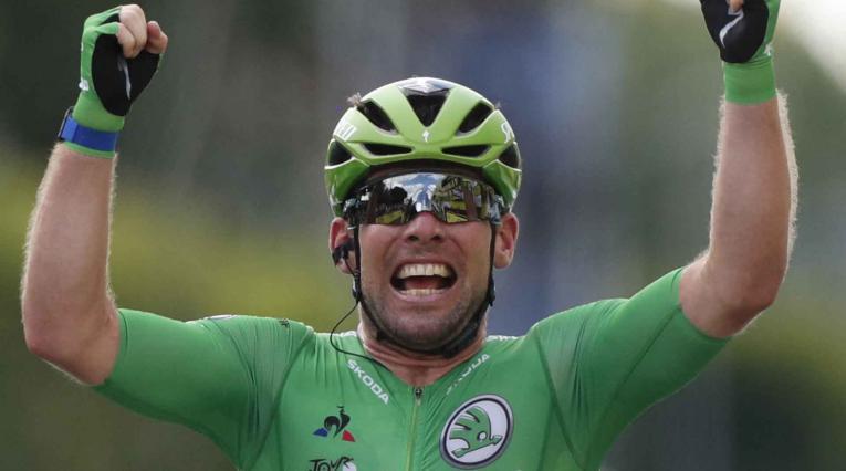 Mark Cavendish, Tour de Francia