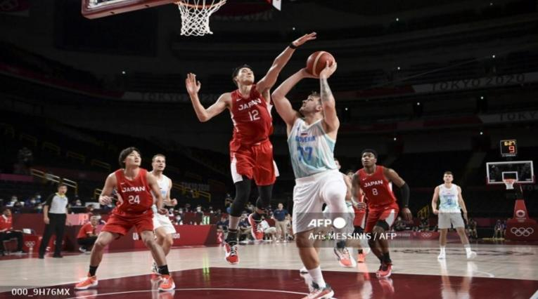 Eslovenia y Doncic en los Juegos Olímpicos