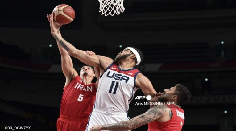Estados Unidos en el baloncesto de los Juegos Olímpicos