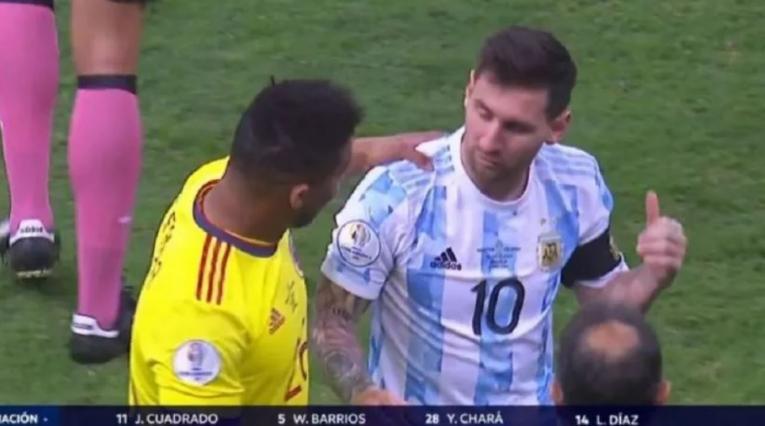 Fabra y Messi