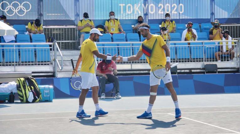 Cabal y Farah, Juegos Olímpicos