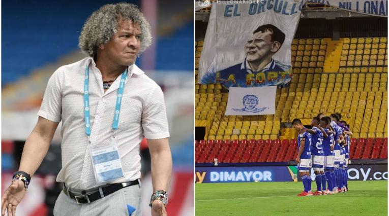 Alberto Gamero y John Mario Ramírez