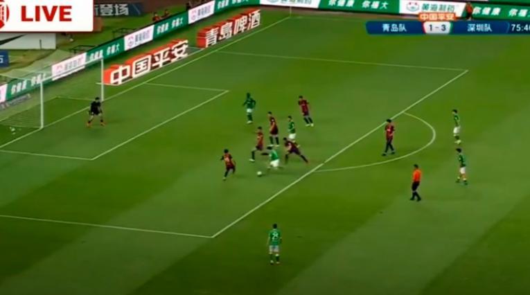 Juan Fernando Quintero, Superliga china 2021