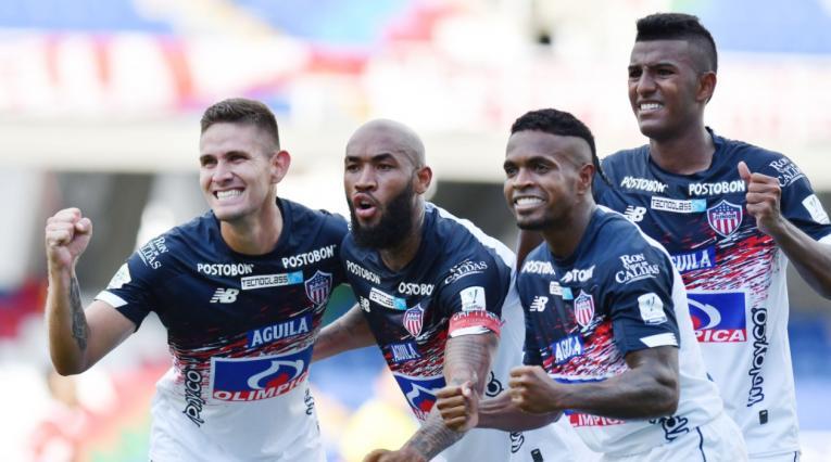 Junior de Barranquilla 2021-II