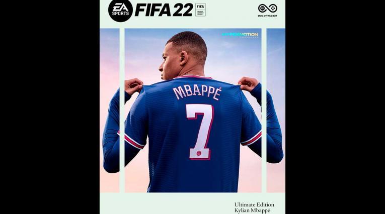 Kylian Mbappe en FIFA 22