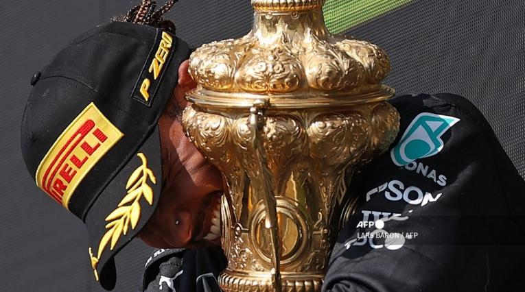 Lewis Hamilton, piloto británico