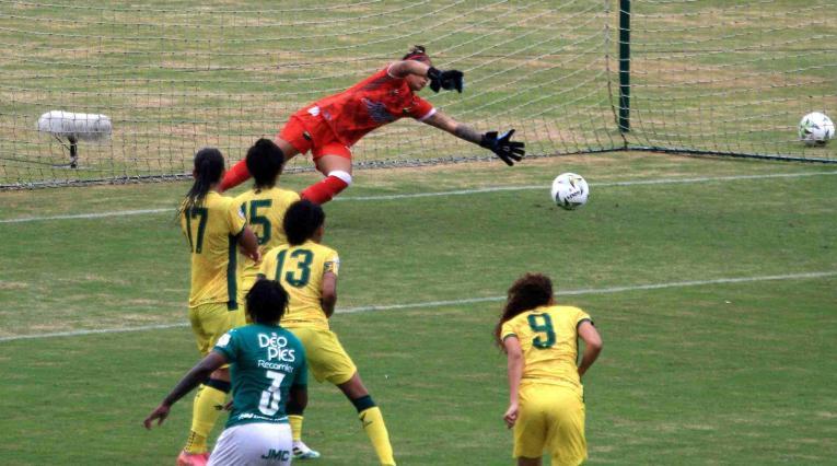 Deportivo Cali vs Bucaramanga - Liga Femenina