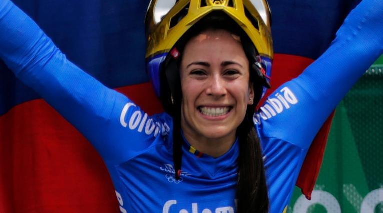 Mariana Pajón, BMX, Juegos Olímpicos 2021