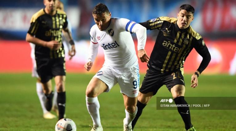 Nacional vs Peñarol; Copa Sudamericana 2021-II