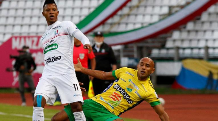 Once Caldas vs Atlético Huila 2021-II