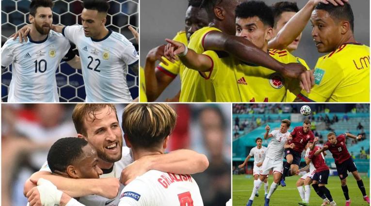 Copa América y Eurocopa