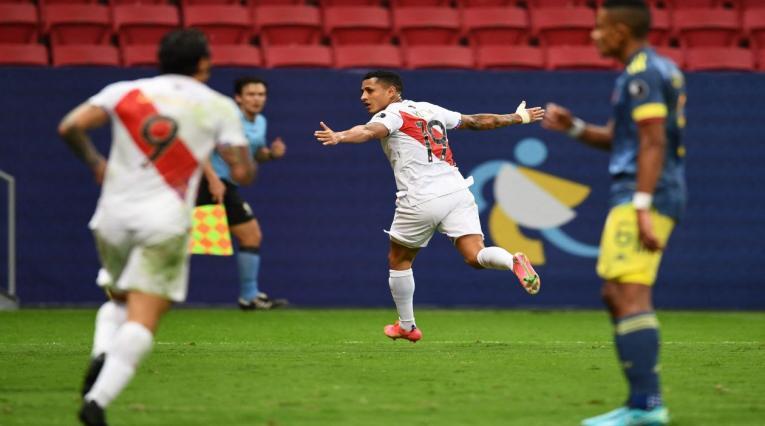 Perú Vs Colombia - Copa América