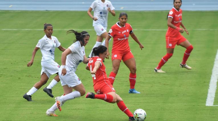 América vs Medellín - Liga Femenina 2021
