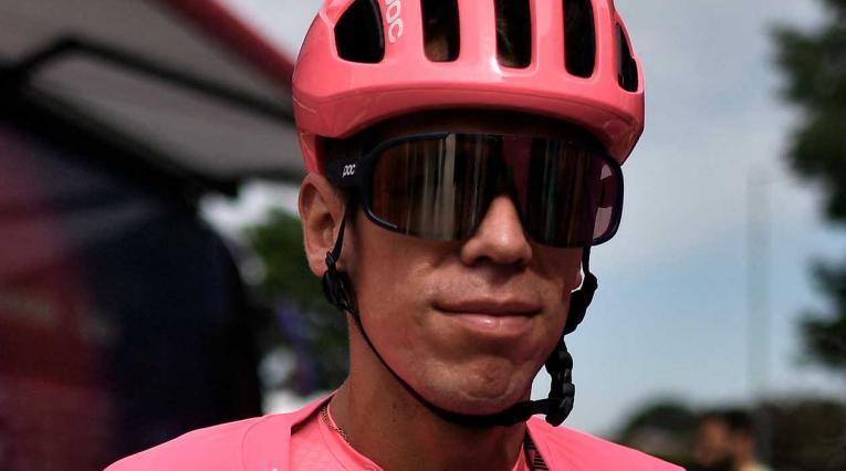 Tour de Francia 2021, Rigoberto Urán etapa 10