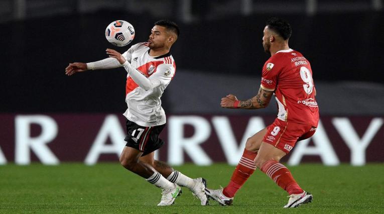 River Plate empató con Argentinos en Copa Libertadores