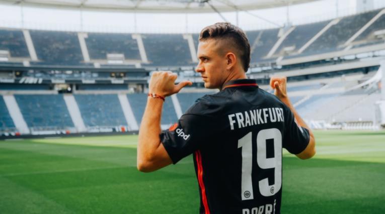 Rafael Santos Borré - Frankfurt