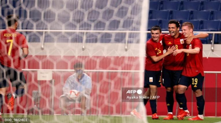 Selección de España en los Juegos Olímpicos