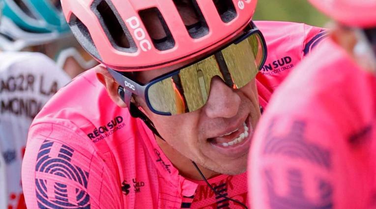 Tour de Francia 2021, Rigoberto Urán etapa 18