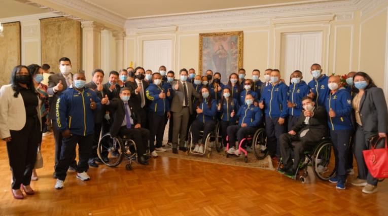 Colombia en Juegos Paralímpicos