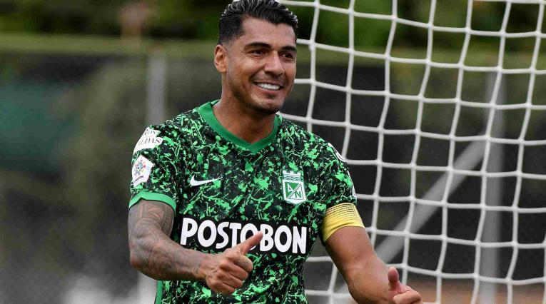 Jéfferson Duque - Atlético Nacional