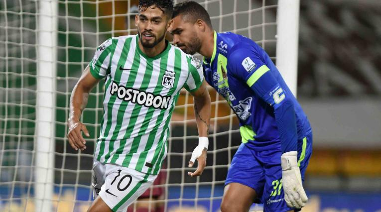 Andrés Andrade - Nacional 2021
