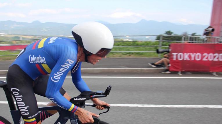 Juegos Olímpicos 2021, Rigoberto Uran