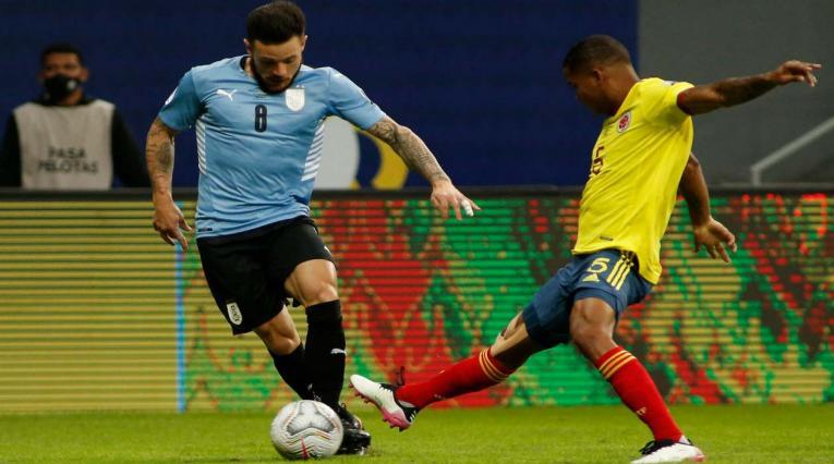 Wilmar Barrios - Selección Colombia