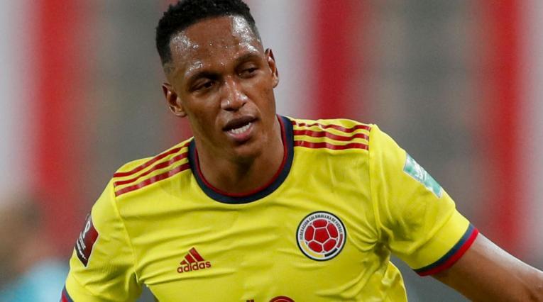 Yerry Mina, Selección Colombia, Copa América 2021