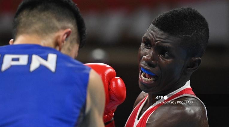 Yuberjen Martínez, Juegos Olímpicos 2021