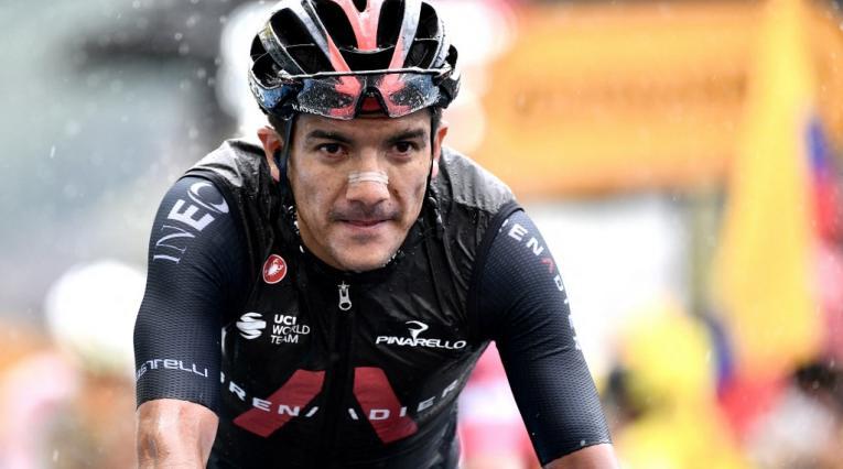 Richard Carapaz, Vuelta a España 2021