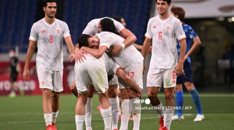 España derrotó a Japón en semifinales Olímpicas