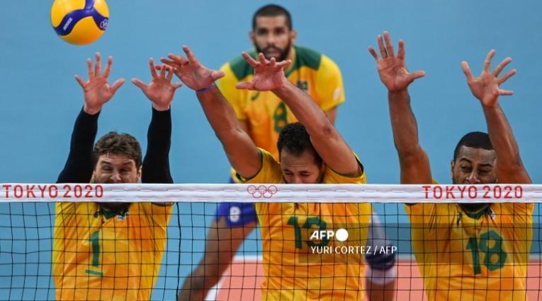 Brasil cae ante Rusia y se queda sin la final del voleibol