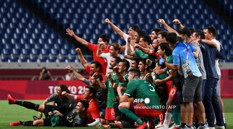 México gana el bronce