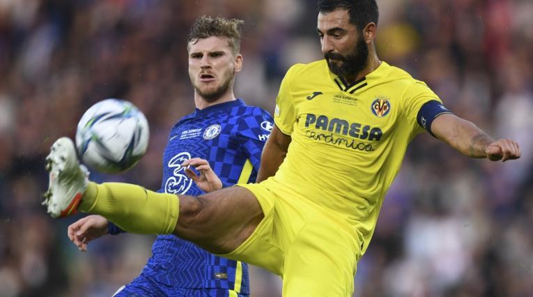 Chelsea vs Villarreal Supercopa UEFA 2021