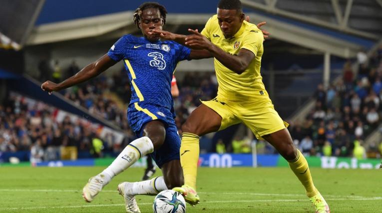 Chelsea vs Villarreal, Supercopa UEFA 2021