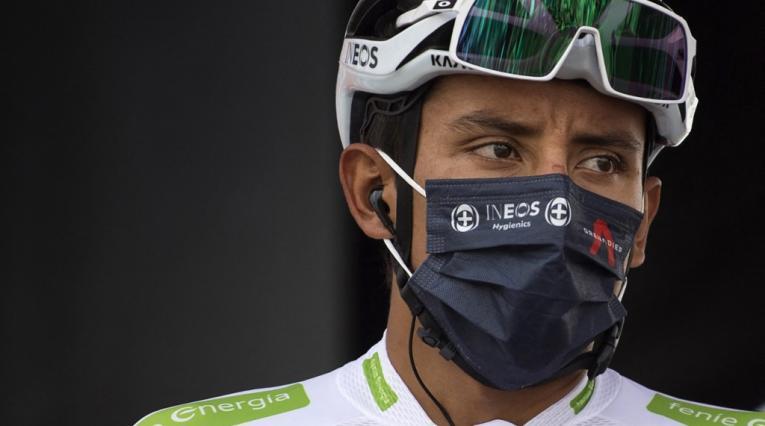 Egan Bernal, Ineos, Vuelta a España