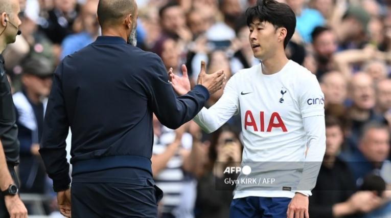 Tottenham, temporada 2021 - 2022