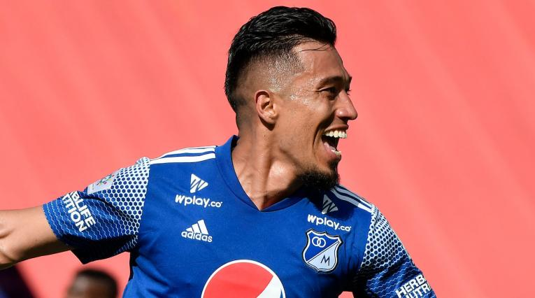 Fernando Uribe, Millonarios, Liga Betplay 2021