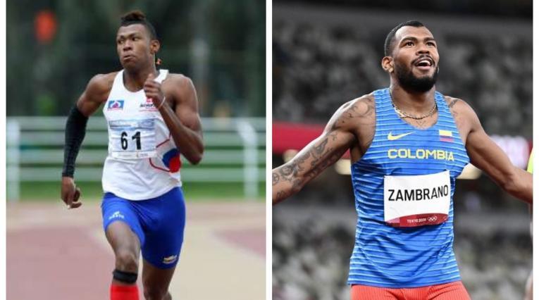 Anthony Zambrano, antes y después