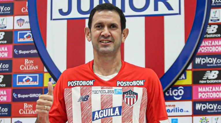 Arturo Reyes, nuevo técnico de Junior