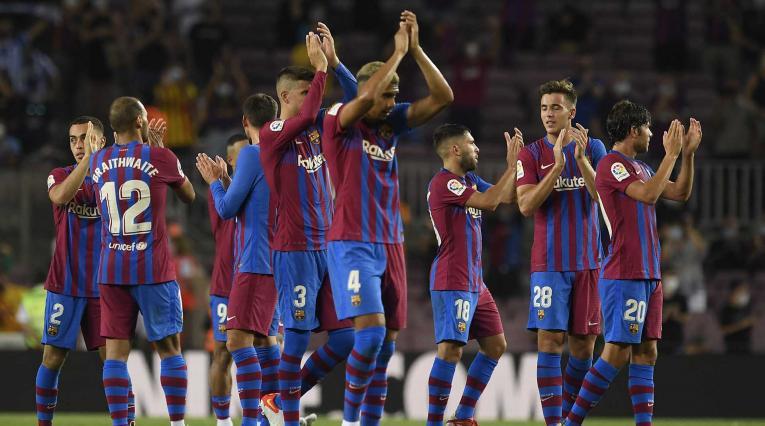 Barcelona ganó su primer juego sin Messi