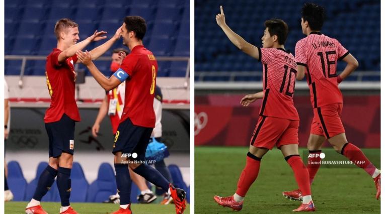 España vs Japón