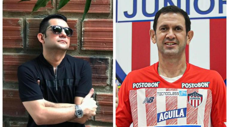Iván Zuleta y Arturo Reyes