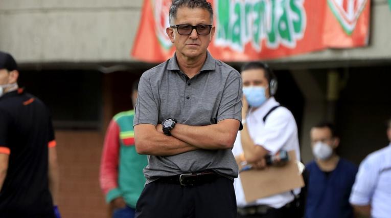 Juan Carlos Osorio, América de Cali 2021-II