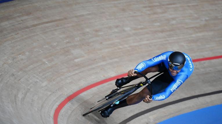 Kevin Quintero, ciclista colombiano