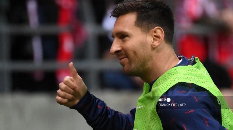 Lionel Messi 2021-II